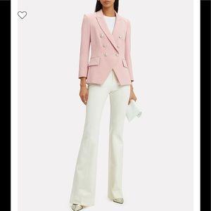 Veronica Beard Pink Empire Blazer 8